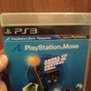 Videojuegos y Consolas: JUEGO DE PS3 PLAYSTATION 3 MOVE. Lote 103598339