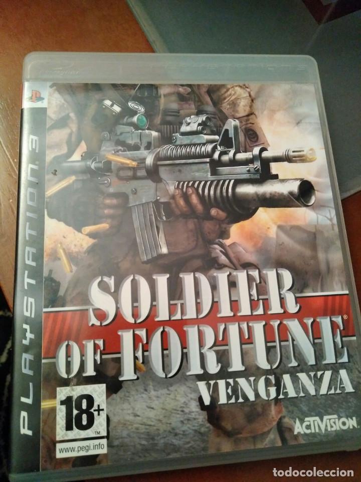 JUEGO DE PS3 SOLDIER OF FORTUNE (Juguetes - Videojuegos y Consolas - Sony - PS3)