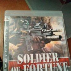 Videojuegos y Consolas: JUEGO DE PS3 SOLDIER OF FORTUNE . Lote 103871867