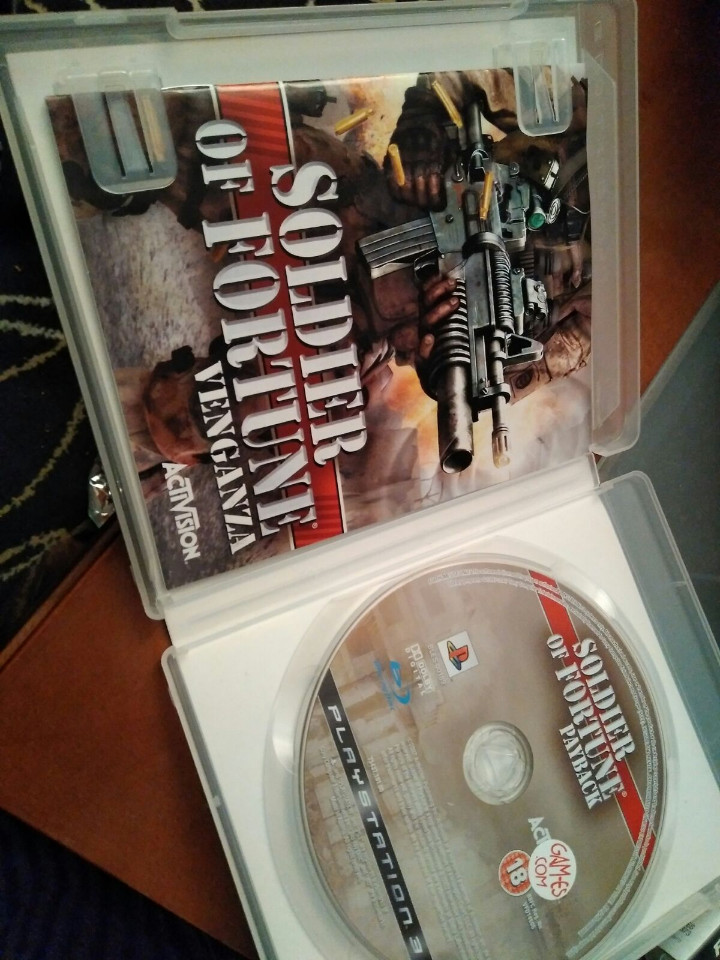 Videojuegos y Consolas: juego de ps3 soldier of fortune - Foto 3 - 103871867