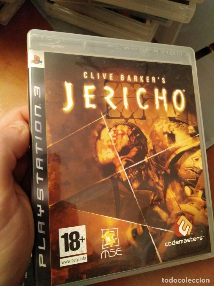 JUEGO DE PS3 JERICHO (Juguetes - Videojuegos y Consolas - Sony - PS3)