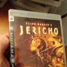 Videojuegos y Consolas: JUEGO DE PS3 JERICHO . Lote 103874679