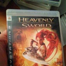 Videojuegos y Consolas: JUEGO DE PS3 HEAVENY SWORD . Lote 103877699