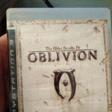 Videojuegos y Consolas: JUEGO DE PS3 OBLIVION . Lote 103878515