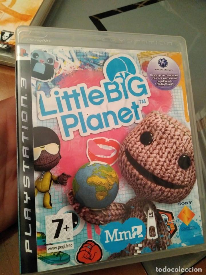 JUEGO DE PS3 LITTLE BIG PLANET (Juguetes - Videojuegos y Consolas - Sony - PS3)