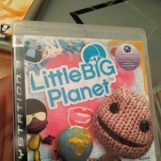Videojuegos y Consolas: JUEGO DE PS3 LITTLE BIG PLANET . Lote 103878839