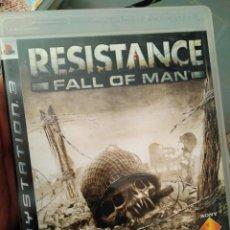Videojuegos y Consolas: JUEGO DE PS3 RESISTANCE . Lote 103879095