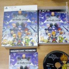 Videojuegos y Consolas: KINGDOM HEARTS HD 2.5 REMIX - PS3 PLAYSTATION 3 PAL. Lote 103931091