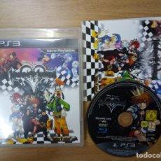 Videojuegos y Consolas: KINGDOM HEARTS HD 1.5 REMIX - PS3 PLAYSTATION 3 PAL ESP. Lote 103931167
