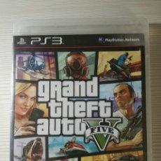 Videojuegos y Consolas: PS3 JUEGO GTA V - GRAND THEFT AUTO 5. Lote 163782585