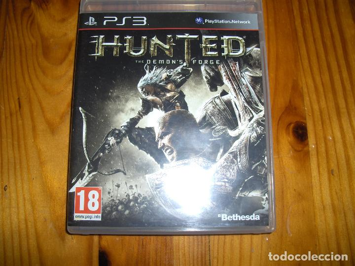 HUNTED THE DEMONS FORGE PS3 PLAY3 (Juguetes - Videojuegos y Consolas - Sony - PS3)