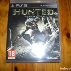 Videojuegos y Consolas: HUNTED THE DEMONS FORGE PS3 PLAY3. Lote 104788867