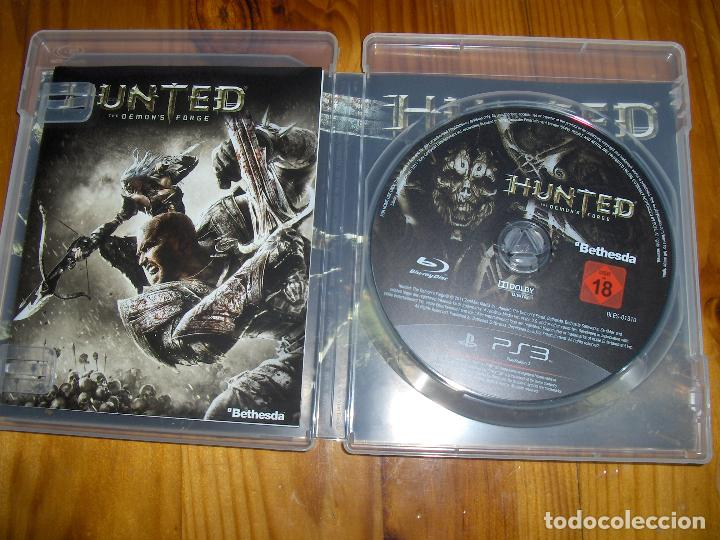 Videojuegos y Consolas: hunted the demons forge ps3 play3 - Foto 2 - 104788867