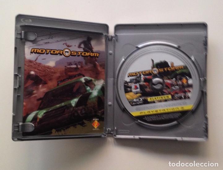 Videojuegos y Consolas: MOTOR STORM PS3 PAL/ESPAÑA - Foto 2 - 104829155