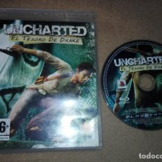 Videojuegos y Consolas: UNCHARTED 1 PS3 PLAYSTATION 3 PLAY STATION 3 KREATEN. Lote 104971199