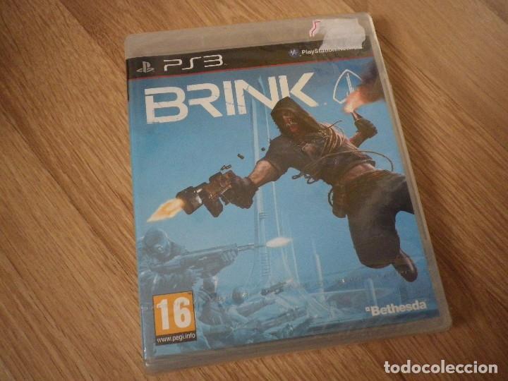 SONY PLAYSTATION 3 JUEGO BRINK NUEVO PAL ESPAÑA (Juguetes - Videojuegos y Consolas - Sony - PS3)