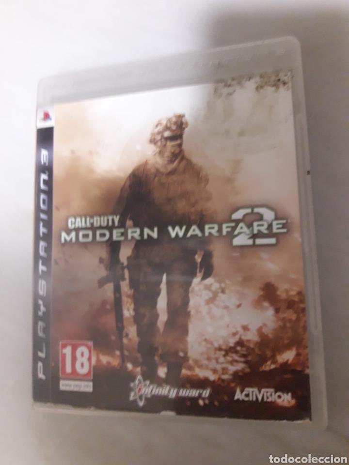 CALL OF DUTY MODERN WARFARE 2 PS3 PAL UK (Juguetes - Videojuegos y Consolas - Sony - PS3)