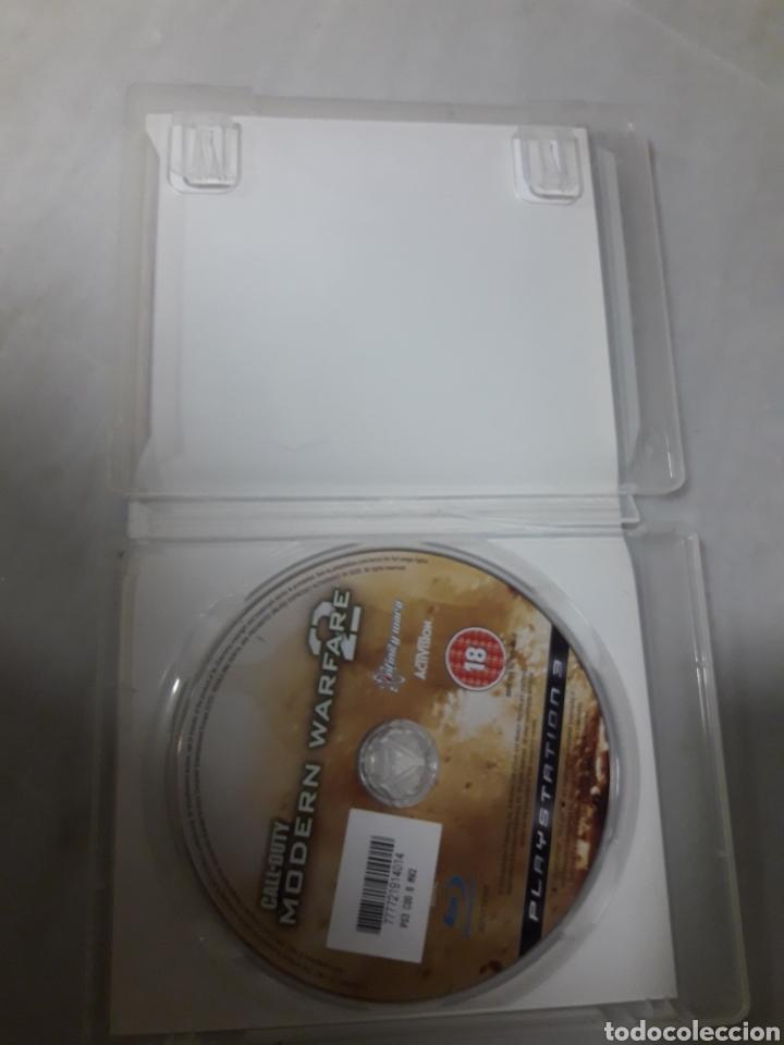 Videojuegos y Consolas: Call of duty modern warfare 2 ps3 pal uk - Foto 3 - 105945026