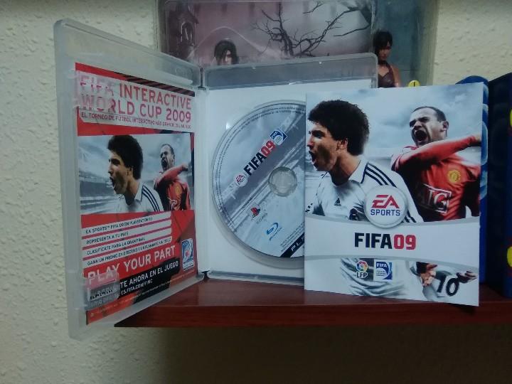 Videojuegos y Consolas: FIFA 09 - FIFA 2009 - SONY PLAYSTATION 3 - PS3 - EA SPORTS - COMPLETO - Foto 2 - 106044231