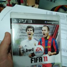 Videojuegos y Consolas: FIFA 11 PLAYSTATION 3 PS 3. Lote 46792381