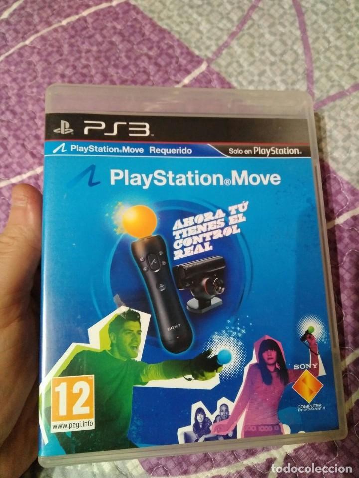 JUEGO PS3 PLAY MOVE (Juguetes - Videojuegos y Consolas - Sony - PS3)