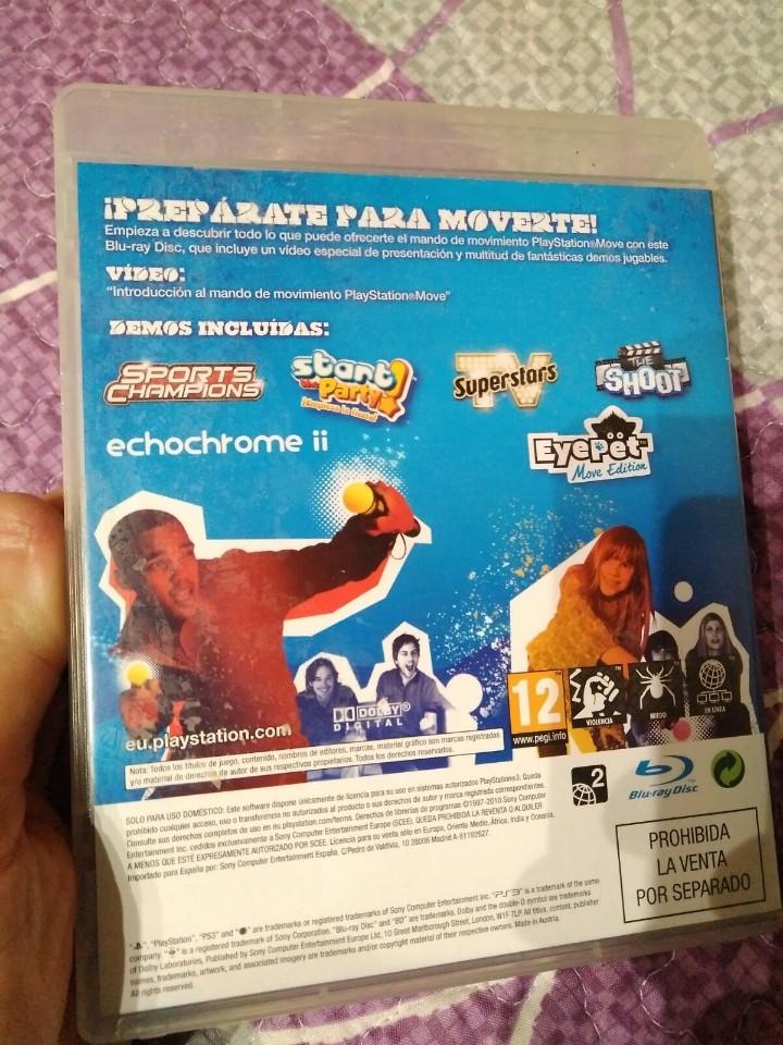 Videojuegos y Consolas: Juego ps3 play move - Foto 2 - 107799571