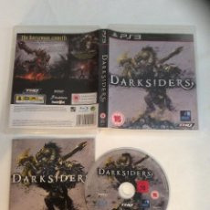 Videojuegos y Consolas: JUEGO DARKSIDERS - SONY PLAYSTATION 3 PS3 - PAL UK - DISCO IMPECABLE!!. Lote 108313227