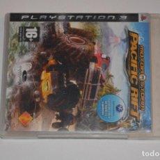 Videojuegos y Consolas: JUEGO SONY PLAYSTATION 3 PS3 MOTOR STORM PACIFIC RIFT EVOLUTION STUDIOS 2008 SIMULADOR BLU-RAY. Lote 108406475