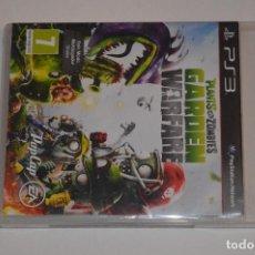 Videojuegos y Consolas: JUEGO SONY PLAYSTATION 3 PS3 PLANTS VS ZOMBIES GARDEN WARFARE POPCAP EA SHOOTER 2014. Lote 108406863