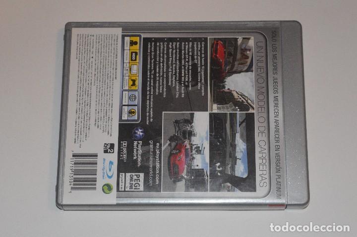 Videojuegos y Consolas: JUEGO SONY PLAYSTATION 3 PS3 GRAN TURISMO 5 PROLOGUE THE REAL DRIVING SIMULATOR SIMULADOR CARRERAS - Foto 3 - 108407203