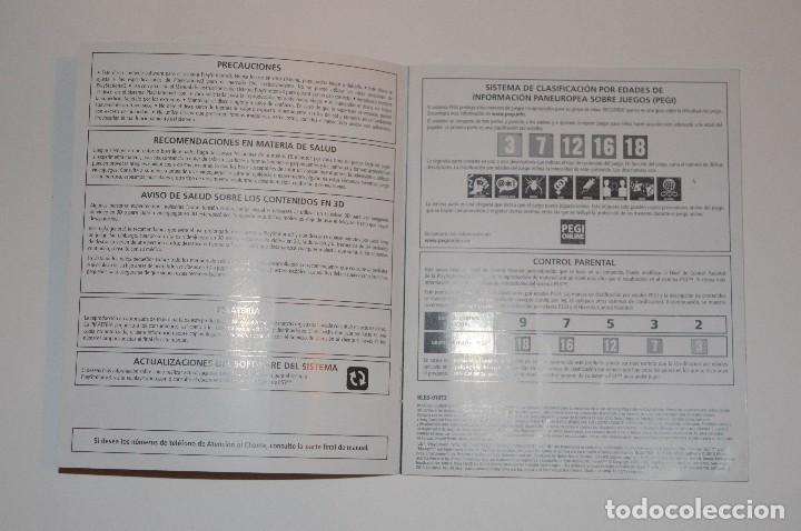 Videojuegos y Consolas: JUEGO SONY PLAYSTATION 3 PS3 INJUSTICE GODS AMONG US COMBATE DC COMICS WARNER BROS GAMES 2013 - Foto 2 - 108407443