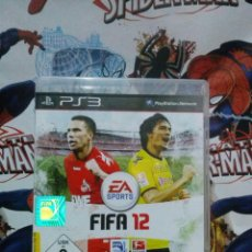 Videojuegos y Consolas: FIFA 12 PS3.. Lote 108847287