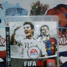 Videojuegos y Consolas: JUEGO PS3 - FIFA 08.. Lote 108847427