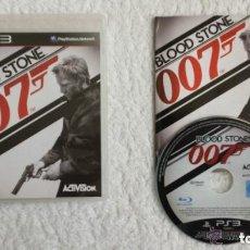 Videojuegos y Consolas: JUEGO PLAY 3 BLOOD STONE 007. Lote 109466919