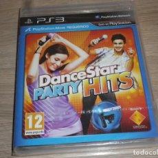 Videojuegos y Consolas: SONY PLAYSTATION 3 JUEGO DANCESTAR PARTY HIST NUEVO VERSIÓN ESPAÑOLA. Lote 109612679