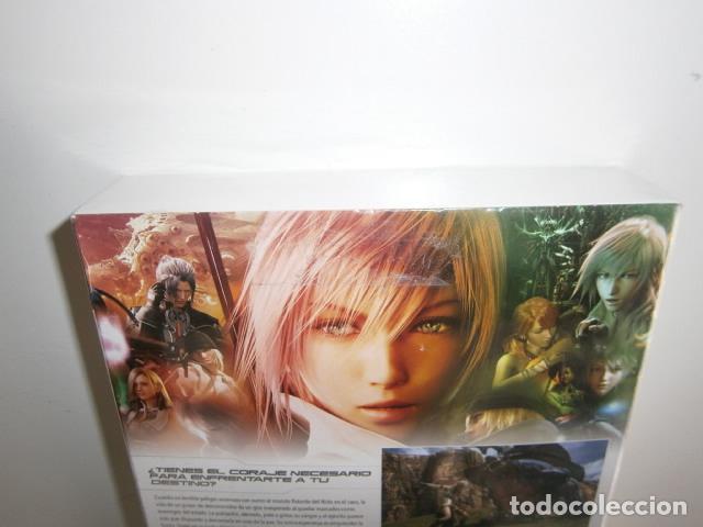 Videojuegos y Consolas: Final Fantasy XIII Edicion Coleccionista PS3 nuevo - Foto 3 - 109819591