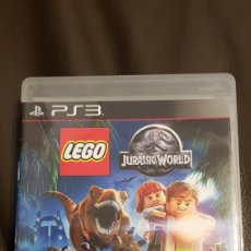 Videojuegos y Consolas: PS3 LEGO JURASSIC PARK CONSTRUCCIONES MUY BUEN ESTADO. Lote 110717258