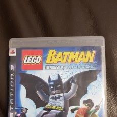 Videojuegos y Consolas: JUEGO PLAYSTATION 3 LEGO BATMAN. Lote 110717340