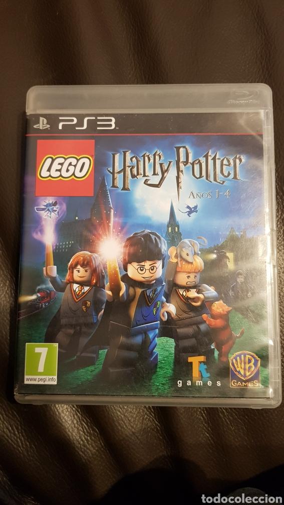 Juego Ps3 Lego Harry Potter Con Instrucciones M Comprar
