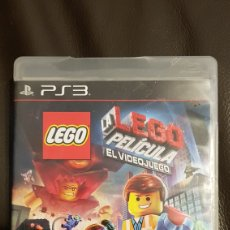 Videojuegos y Consolas: JUEGO PLAYSTATION 3 LEGO LA PELÍCULA EL VIDEOJUEGO. Lote 110717504