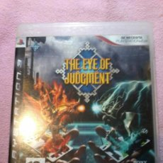 Videojuegos y Consolas: THE EYE OF JUDGMENT PLAYSTATION 3 PS3 . Lote 111299475