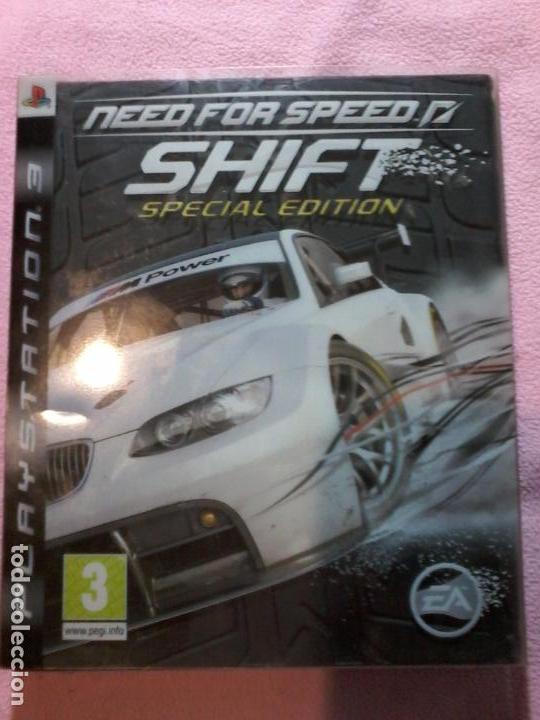 JUEGO PS3. NEED FOR SPEED SHIFT. SPECIAL EDITION (Juguetes - Videojuegos y Consolas - Sony - PS3)