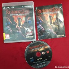 Videojuegos y Consolas: RESIDENT EVIL OPERATION RACCOON CITY PARA PS3 . Lote 111892923