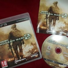 Videojuegos y Consolas: CALL OF DUTY MODERN WARFARE 2 PARA PS3 . Lote 111906835