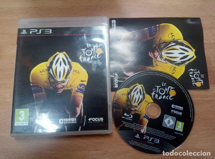 LE TOUR DE FRANCE - PS3 PLAYSTATION 3 PAL ESP (Juguetes - Videojuegos y Consolas - Sony - PS3)