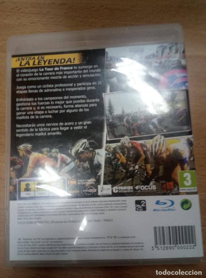 Videojuegos y Consolas: Le tour de france - PS3 Playstation 3 PAL ESP - Foto 2 - 111967663