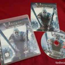 Videojuegos y Consolas: VIKING BATTLE FOR ASGARD PARA PS3. Lote 112035071