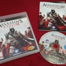 Videojuegos y Consolas: ASSASSIN'S CREED II PARA PS3. Lote 112035583