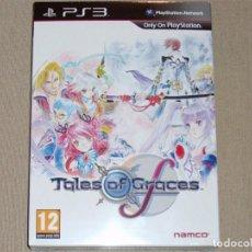 Videojuegos y Consolas: TALES OF GRACES F, PRECINTADO VER ESP -PS3-. Lote 112624667
