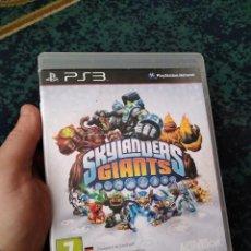 Videojuegos y Consolas: JUEGO PS3 GIANTS SKYLANDERS . Lote 112771003